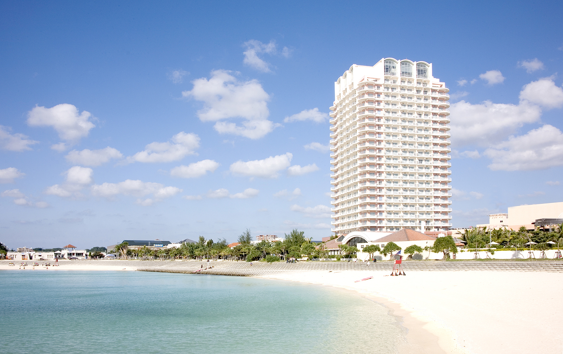 Beach Tower Resort Okinawa